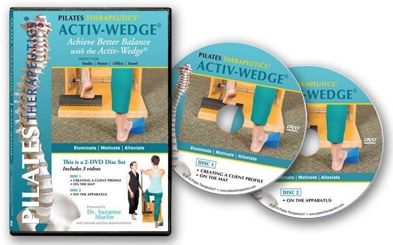 NEW! ACTIV-WEDGE® Fitness Video Series